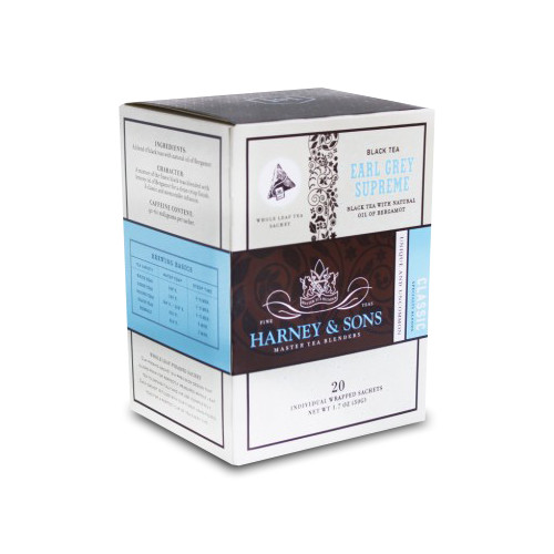 harney and sons earl grey supreme