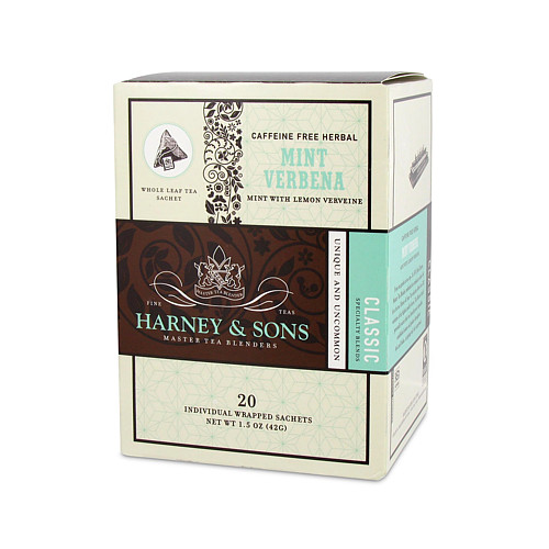 harney and sons hot mint verbena