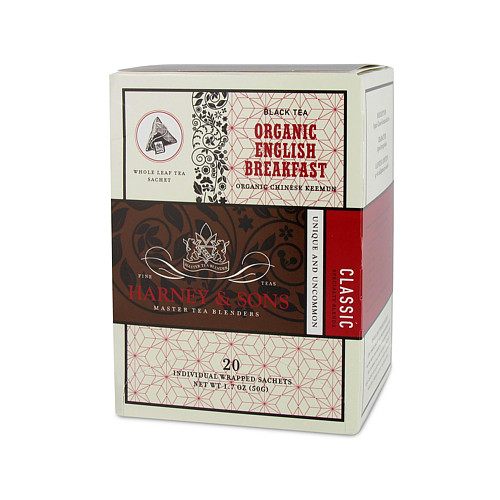 harney and sons organic english breakfast
