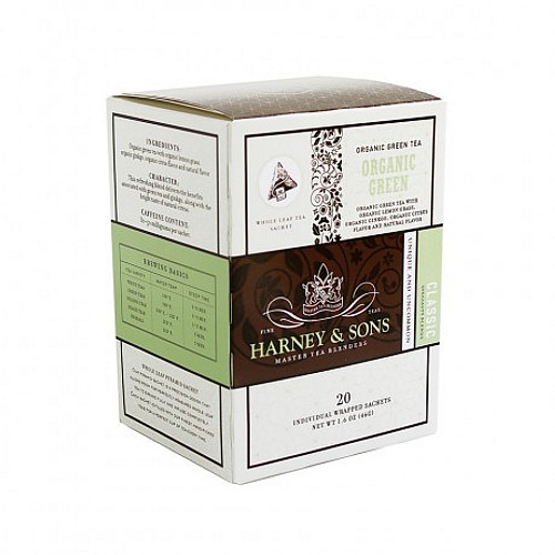 harney and sons organic green