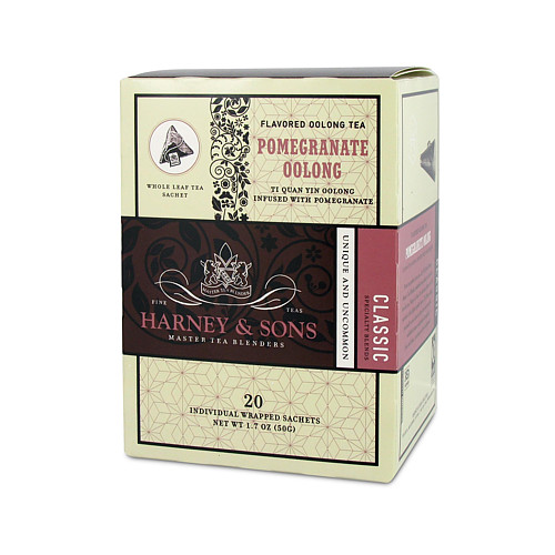 harney and sons pomegranate oolong