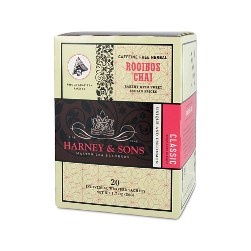 harney and sons rooibos chai